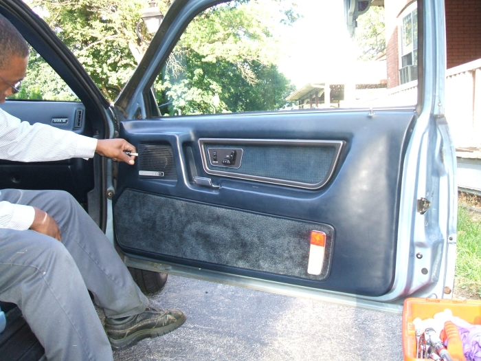 The Lincoln Mark Vii Club View Topic How To Remove An Interior